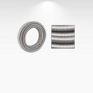 Ống nối mềm kim loại không lưới