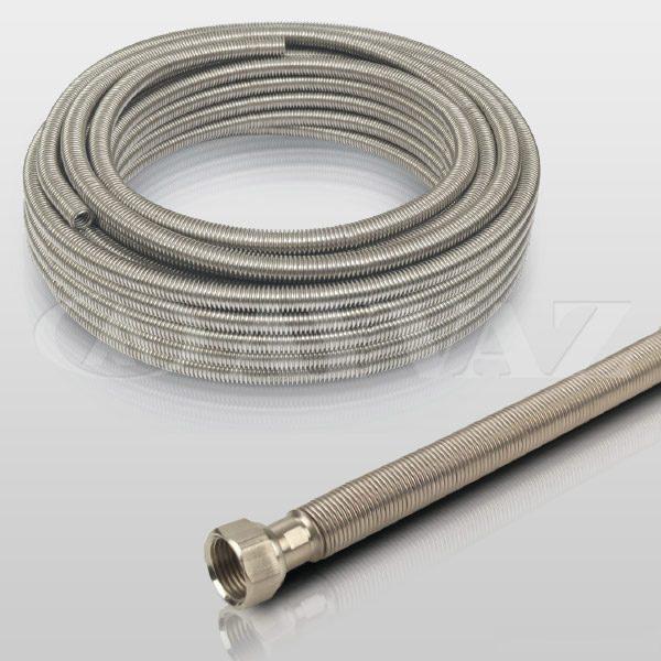 ống nối mềm không lưới ayvaz