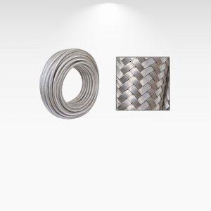 Ống nối mềm kim loại có lưới Hels