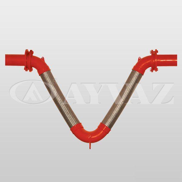 Ống nối mềm Omega V Ayvaz