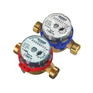 đồng hồ cơ đo nước sạch apator