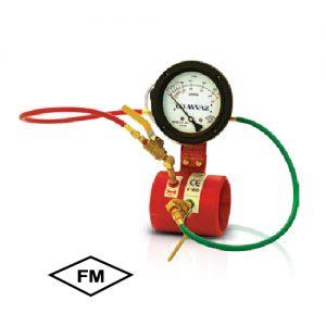 đồng hồ đo lưu lượng bơm chữa cháy