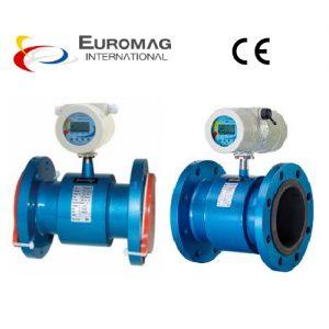 đồng hồ đo lưu lượng điện từ euromag